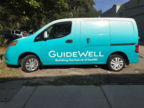 Large Format Print: Guidewell