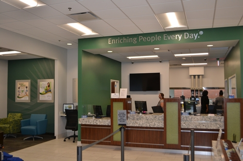 Branded Environments: First Florida Credit Union