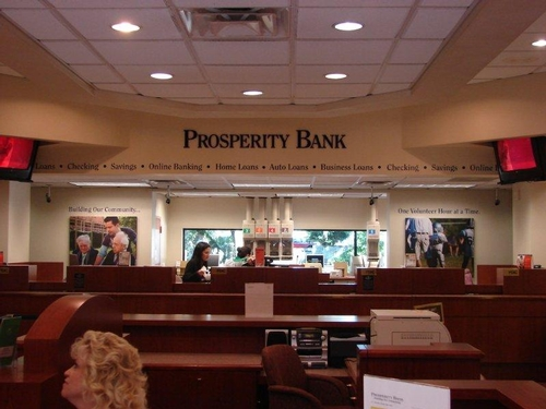 Branded Environments: Prosperity Bank