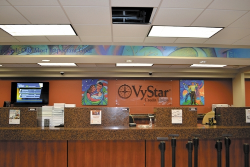 Branded Environments: VyStar Credit Union