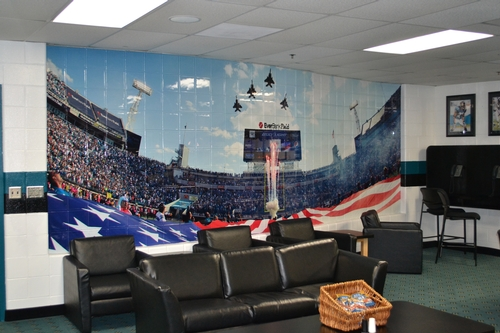 Branded Environments: Everbank Field