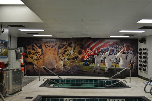 Branded Environments: Jacksonville Jaguars